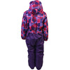 Color Kids Klement jumpsuit Kinderen roze/violet